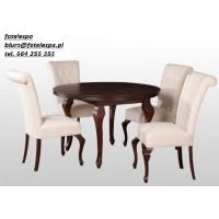 Zestaw pokojowy stół + krzesła
