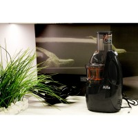 Wyciskarka do soków ALFA 3G wolnoobrotowa duży wlot