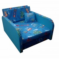 Tapczanik fotel rozkładany bajka dla dzieci młodzieży RENIA
